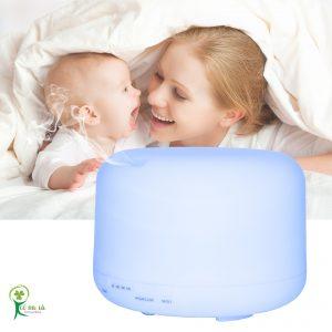 An toàn với cả mẹ bầu lẫn trẻ nhỏ ngoài 3 tháng tuổi.